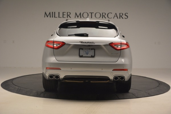 Used 2017 Maserati Levante S for sale Sold at Bentley Greenwich in Greenwich CT 06830 6