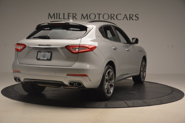 Used 2017 Maserati Levante S for sale Sold at Bentley Greenwich in Greenwich CT 06830 7