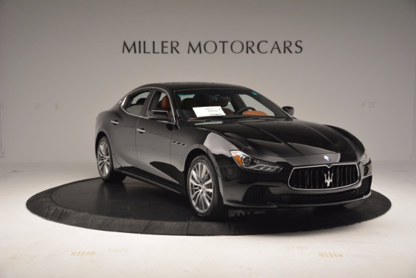 New 2017 Maserati Ghibli S Q4 EX-LOANER for sale Sold at Bentley Greenwich in Greenwich CT 06830 11