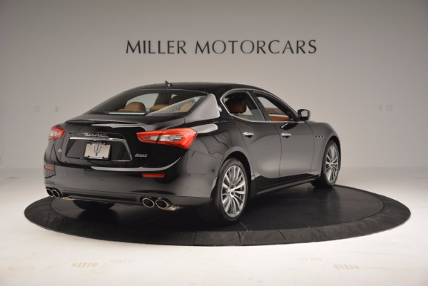New 2017 Maserati Ghibli S Q4 EX-LOANER for sale Sold at Bentley Greenwich in Greenwich CT 06830 7