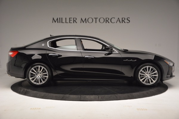 New 2017 Maserati Ghibli S Q4 EX-LOANER for sale Sold at Bentley Greenwich in Greenwich CT 06830 9