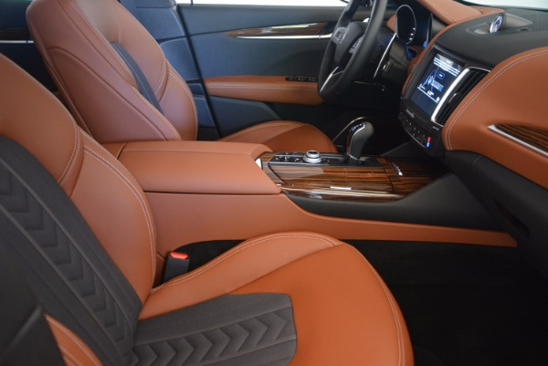 New 2017 Maserati Levante for sale Sold at Bentley Greenwich in Greenwich CT 06830 20