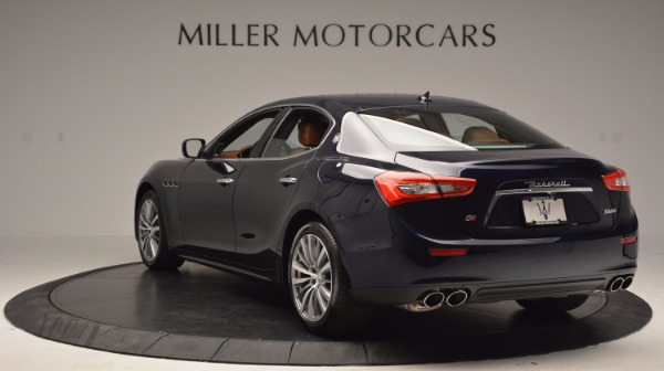 New 2017 Maserati Ghibli S Q4 for sale Sold at Bentley Greenwich in Greenwich CT 06830 5