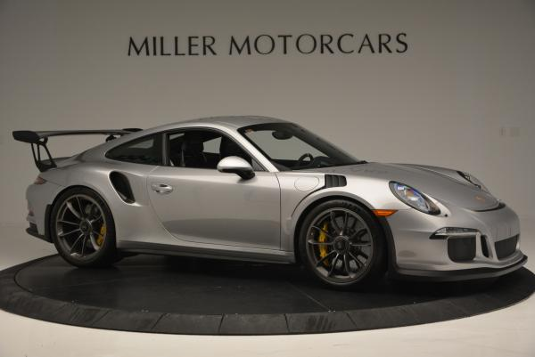 Used 2016 Porsche 911 GT3 RS for sale Sold at Bentley Greenwich in Greenwich CT 06830 10
