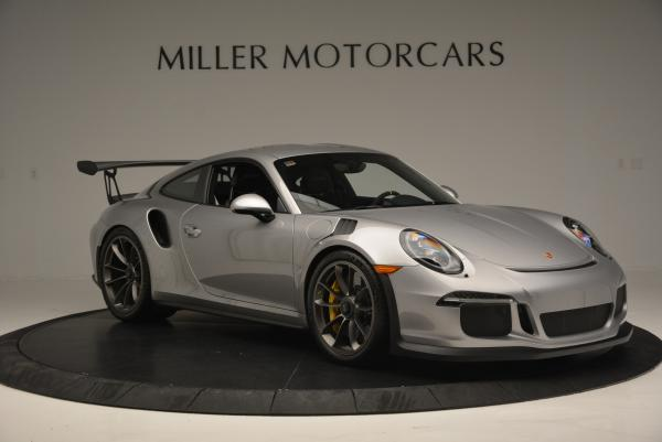 Used 2016 Porsche 911 GT3 RS for sale Sold at Bentley Greenwich in Greenwich CT 06830 11