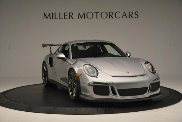 Used 2016 Porsche 911 GT3 RS for sale Sold at Bentley Greenwich in Greenwich CT 06830 12