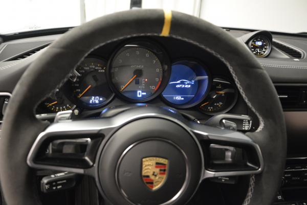 Used 2016 Porsche 911 GT3 RS for sale Sold at Bentley Greenwich in Greenwich CT 06830 16