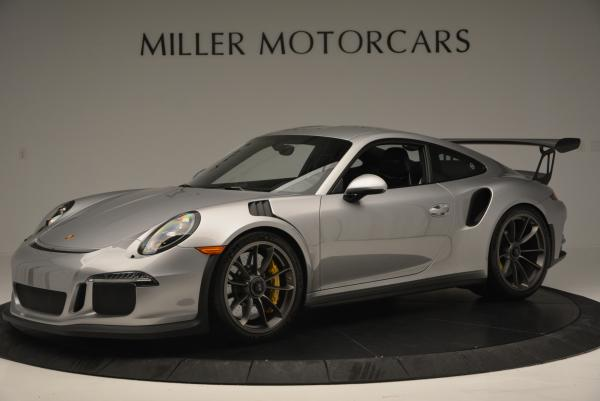 Used 2016 Porsche 911 GT3 RS for sale Sold at Bentley Greenwich in Greenwich CT 06830 2