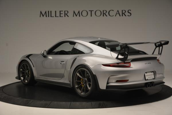 Used 2016 Porsche 911 GT3 RS for sale Sold at Bentley Greenwich in Greenwich CT 06830 3