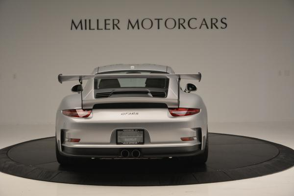Used 2016 Porsche 911 GT3 RS for sale Sold at Bentley Greenwich in Greenwich CT 06830 6
