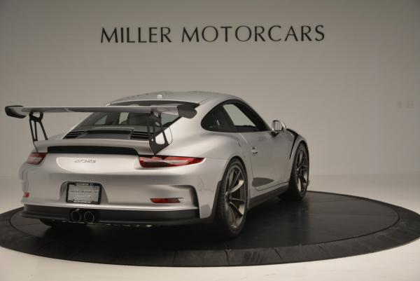 Used 2016 Porsche 911 GT3 RS for sale Sold at Bentley Greenwich in Greenwich CT 06830 7