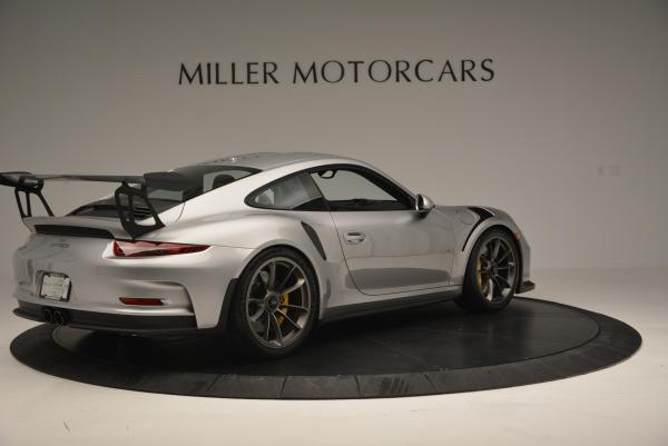 Used 2016 Porsche 911 GT3 RS for sale Sold at Bentley Greenwich in Greenwich CT 06830 8
