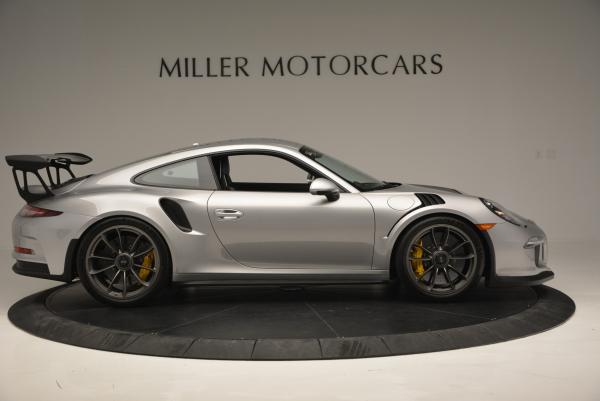 Used 2016 Porsche 911 GT3 RS for sale Sold at Bentley Greenwich in Greenwich CT 06830 9