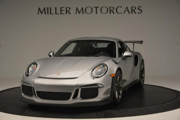 Used 2016 Porsche 911 GT3 RS for sale Sold at Bentley Greenwich in Greenwich CT 06830 1