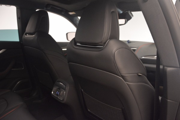New 2017 Maserati Levante S Q4 for sale Sold at Bentley Greenwich in Greenwich CT 06830 19