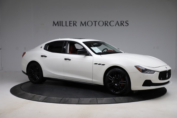Used 2017 Maserati Ghibli S Q4 for sale $42,900 at Bentley Greenwich in Greenwich CT 06830 10