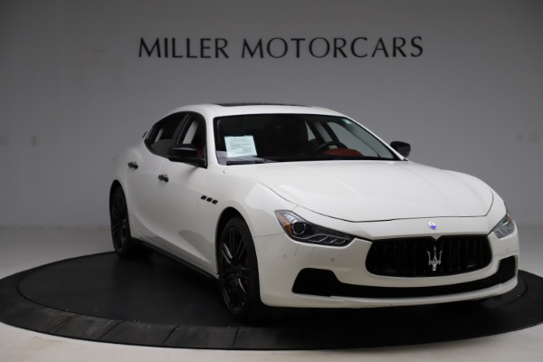 Used 2017 Maserati Ghibli S Q4 for sale Sold at Bentley Greenwich in Greenwich CT 06830 11