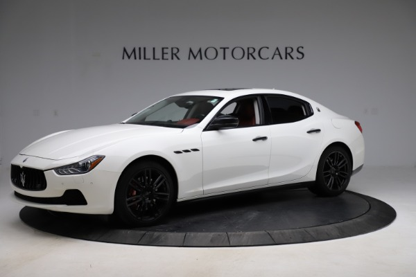 Used 2017 Maserati Ghibli S Q4 for sale $42,900 at Bentley Greenwich in Greenwich CT 06830 2