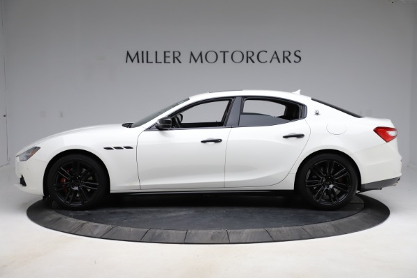 Used 2017 Maserati Ghibli S Q4 for sale Sold at Bentley Greenwich in Greenwich CT 06830 3