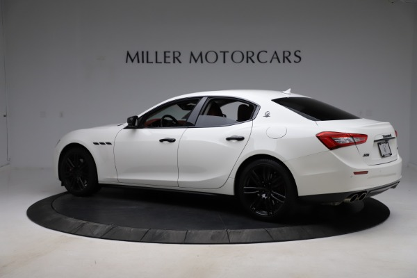Used 2017 Maserati Ghibli S Q4 for sale $42,900 at Bentley Greenwich in Greenwich CT 06830 4