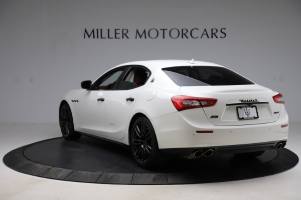 Used 2017 Maserati Ghibli S Q4 for sale $42,900 at Bentley Greenwich in Greenwich CT 06830 5