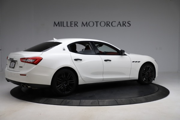 Used 2017 Maserati Ghibli S Q4 for sale Sold at Bentley Greenwich in Greenwich CT 06830 8