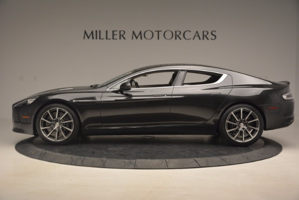 New 2017 Aston Martin Rapide S for sale Sold at Bentley Greenwich in Greenwich CT 06830 3