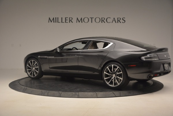 New 2017 Aston Martin Rapide S for sale Sold at Bentley Greenwich in Greenwich CT 06830 4