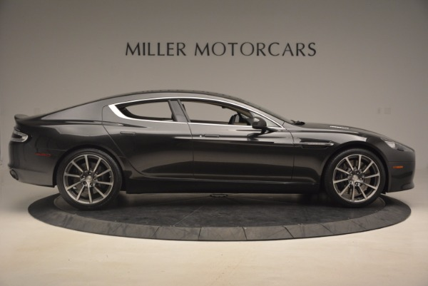 New 2017 Aston Martin Rapide S for sale Sold at Bentley Greenwich in Greenwich CT 06830 9