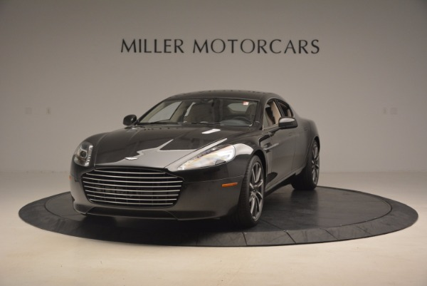 New 2017 Aston Martin Rapide S for sale Sold at Bentley Greenwich in Greenwich CT 06830 1