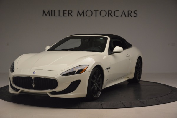 Used 2014 Maserati GranTurismo Sport for sale Sold at Bentley Greenwich in Greenwich CT 06830 25