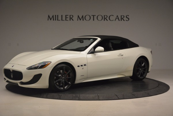 Used 2014 Maserati GranTurismo Sport for sale Sold at Bentley Greenwich in Greenwich CT 06830 26