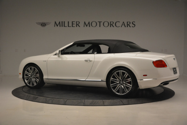 Used 2014 Bentley Continental GT Speed for sale Sold at Bentley Greenwich in Greenwich CT 06830 16