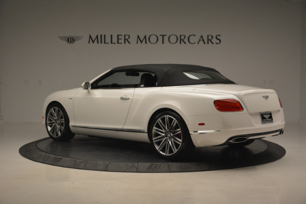 Used 2014 Bentley Continental GT Speed for sale Sold at Bentley Greenwich in Greenwich CT 06830 17