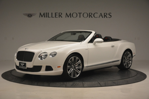Used 2014 Bentley Continental GT Speed for sale Sold at Bentley Greenwich in Greenwich CT 06830 2