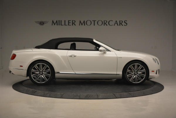 Used 2014 Bentley Continental GT Speed for sale Sold at Bentley Greenwich in Greenwich CT 06830 21