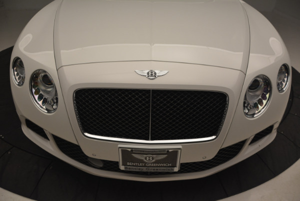 Used 2014 Bentley Continental GT Speed for sale Sold at Bentley Greenwich in Greenwich CT 06830 25