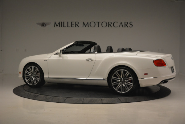 Used 2014 Bentley Continental GT Speed for sale Sold at Bentley Greenwich in Greenwich CT 06830 4