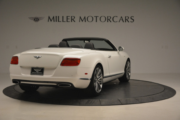 Used 2014 Bentley Continental GT Speed for sale Sold at Bentley Greenwich in Greenwich CT 06830 7