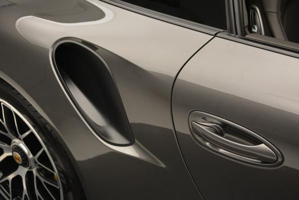 Used 2014 Porsche 911 Turbo S for sale Sold at Bentley Greenwich in Greenwich CT 06830 22