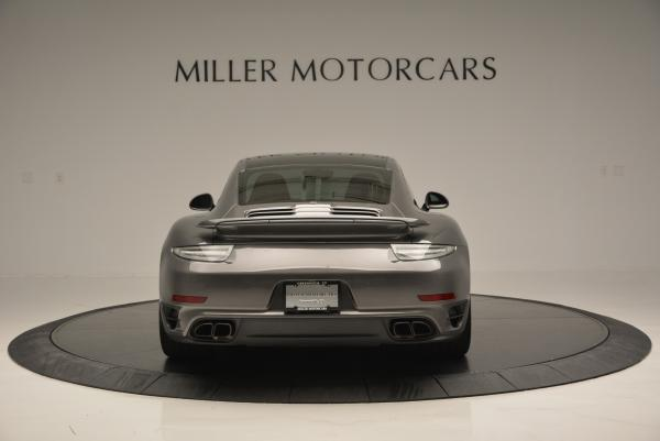 Used 2014 Porsche 911 Turbo S for sale Sold at Bentley Greenwich in Greenwich CT 06830 5