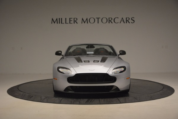 Used 2015 Aston Martin V12 Vantage S Roadster for sale Sold at Bentley Greenwich in Greenwich CT 06830 12