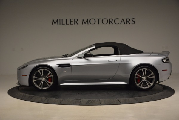 Used 2015 Aston Martin V12 Vantage S Roadster for sale Sold at Bentley Greenwich in Greenwich CT 06830 15