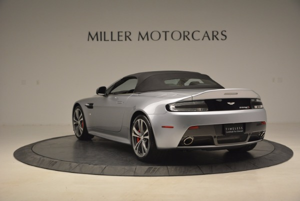 Used 2015 Aston Martin V12 Vantage S Roadster for sale Sold at Bentley Greenwich in Greenwich CT 06830 17