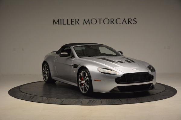 Used 2015 Aston Martin V12 Vantage S Roadster for sale Sold at Bentley Greenwich in Greenwich CT 06830 23