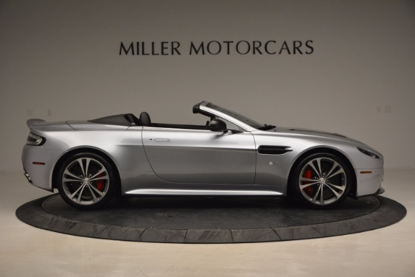 Used 2015 Aston Martin V12 Vantage S Roadster for sale Sold at Bentley Greenwich in Greenwich CT 06830 9