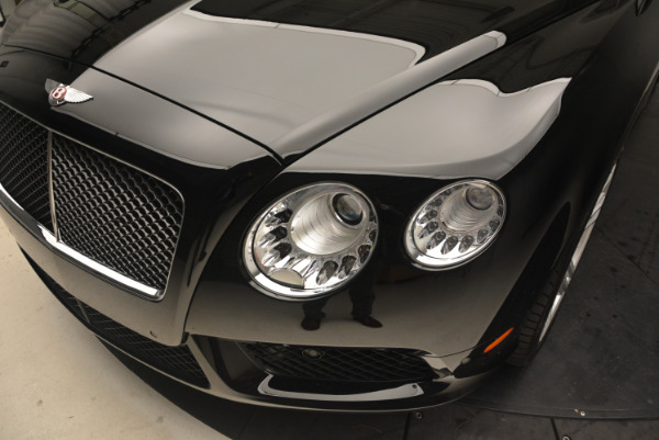 Used 2013 Bentley Continental GT V8 for sale Sold at Bentley Greenwich in Greenwich CT 06830 18