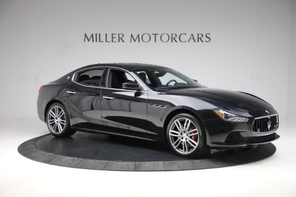 Used 2017 Maserati Ghibli S Q4 for sale Sold at Bentley Greenwich in Greenwich CT 06830 10