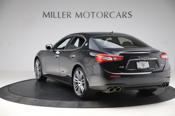 Used 2017 Maserati Ghibli S Q4 for sale Sold at Bentley Greenwich in Greenwich CT 06830 5