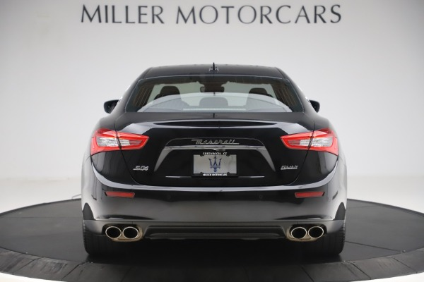 Used 2017 Maserati Ghibli S Q4 for sale Sold at Bentley Greenwich in Greenwich CT 06830 6
